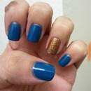 OPI Suzi Says Feng Shui and Nicole by OPI Disco Dolls
