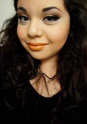 Banjee Lip Tar with Viva Glam Gaga 2