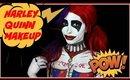 Harley Quinn Makeup Tutorial The New 52 Version