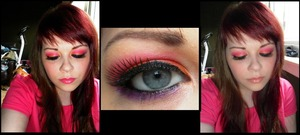 A colourful summer look :)