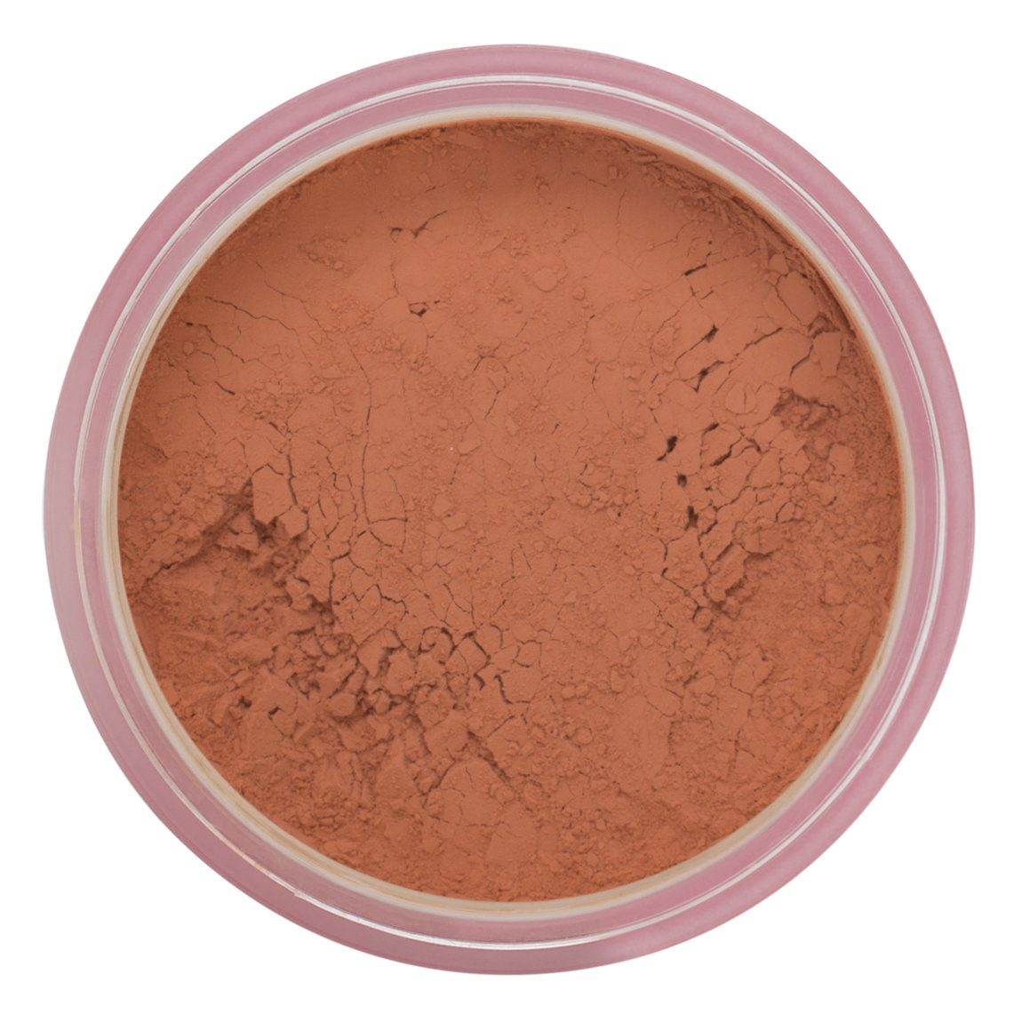 IT Cosmetics  Bye Bye Breakout Powder Tan/Rich product swatch.