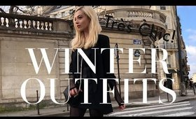 EASY & CHIC WINTER OUTFITS | WINTER 2020 FASHION LOOKBOOK