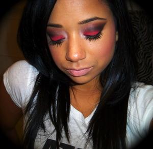 Ruby Red Eyes