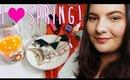 TAG: I ♥ Spring!