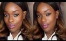 GRWM   Daily Makeup Hair & OOTD
