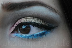 Tutorial♥♥♥♥ http://www.youtube.com/watch?v=zlWQ19WnPno&feature=youtu.be To create this look i used Unique stayle's Boutique https://www.facebook.com/JUDITHS.BOUTIQUE