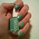 Essie Swatch Turquoise & Caicos