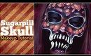 Sugarpill Skull Makeup + BIG MAKEUP GIVEAWAY (CLOSED) | Collab