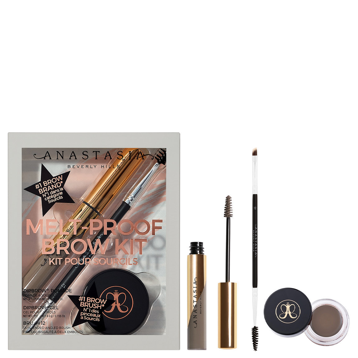 Anastasia Beverly Hills Melt-Proof Brows Kit Taupe