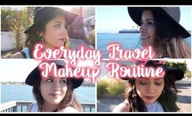 Everyday Travel Makeup Routine