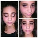 Sister's makeup