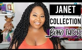 Janet Collection Boho Twists