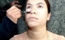 Maquillaje para piel grasa & look de día :)