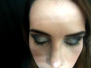 smokey eyes model:joanna acosta