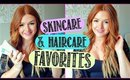 SKINCARE & HAIRCARE FAVORITES!