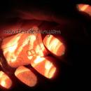 Glow in the Dark nail art!