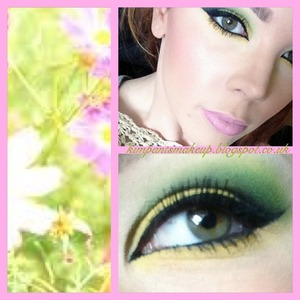 For @glambymeli's contest on Instagram. Follow @kimpants on Instagram or visit the link in the picture for my blog
