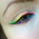 Rainbow liner recreate