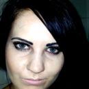 Loving thick lashes