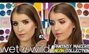TESTING *NEW* WET N WILD FANTASY MAKERS NEON COLLECTION...OMG!