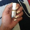 """Essie """"as good as gold"""""""