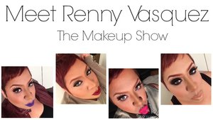 Click here to meet Renny, a celebrity makeup artist, I interviewed him at The Makeup Show!  https://www.youtube.com/watch?v=cxe6XhDDi4s&list=UULPN755EcXg3Wa_PrwW0kNQ&index=7