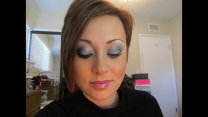 Disney's Little Mermaid Inspired Look #3