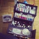 My lil' travel Box.