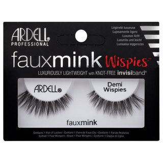 Faux Mink Lashes Demi Wispies