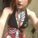 skeleton clown :3