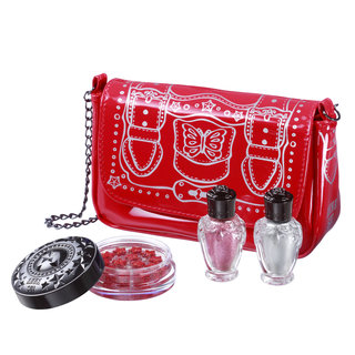 Anna Sui Stardust Makeup Pouch Set