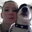Me and my dog :3