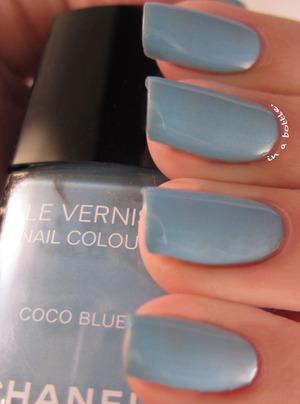 Chanel Coco Blue @gemsinabottle