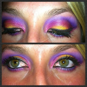 Inspired look.