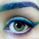 Colourful Eyebrows