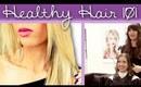♥ Hair HEALTH 101 ♥ Grow Hair FAST, DIY Masks, Frizz & MORE!