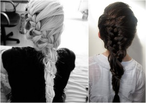 French Into Lace Braid