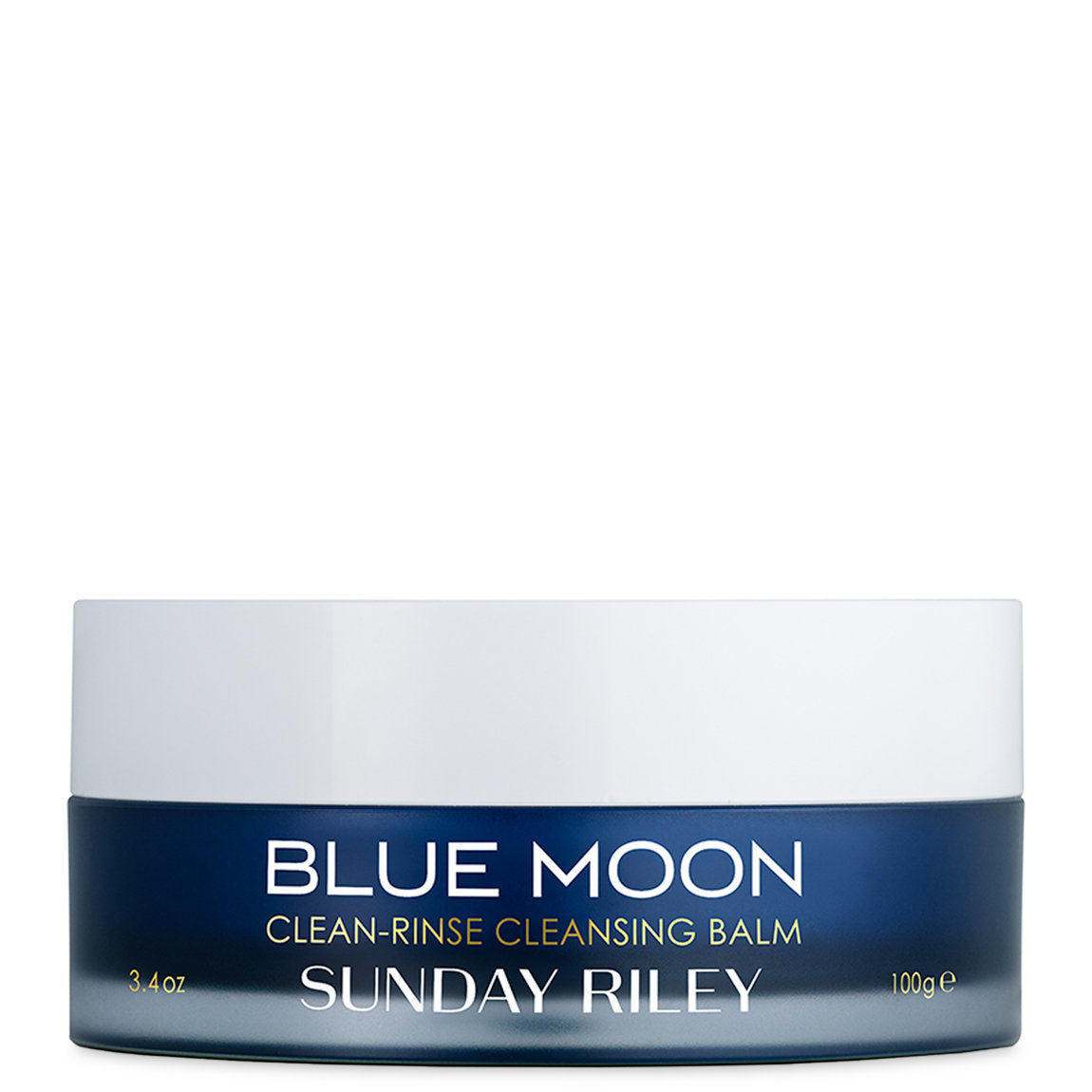 Sunday Riley Blue Moon Clean-Rinse Cleansing Balm alternative view 1 - product swatch.