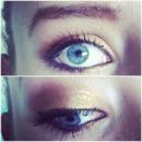Orange-Gold Eye