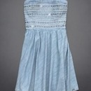 Blue Hollister Dress