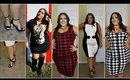 Dress 2018 Try-On Haul FT. AMICLUBWEAR | Plus Size Fashion