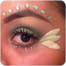 Princess Tiana Eye Makeup