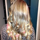natural looking ombre by Bridgette west