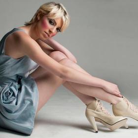 First Professional Shoot SS2011- Designer:Shanna Marie