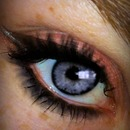 triple winged eyeliner