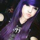 Cute wig, weird face