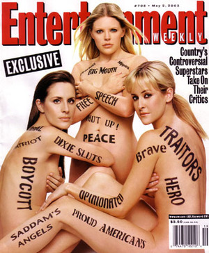 The Dixie Chicks - Entertainment Weekly