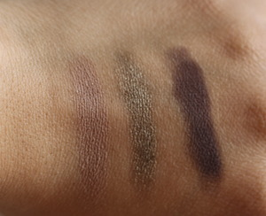 INGLOT Face palette #2 Swatches