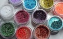 Violet Voss Glitters Review + GIVEAWAY
