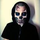 Just another skull makeup!